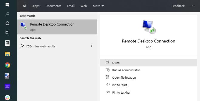 Настройка подключения к удаленному рабочему столу Windows с помощью Ubuntu