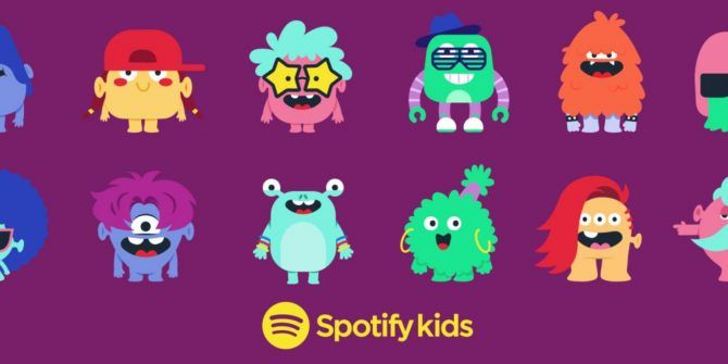 Spotify Launches a Standalone App for Kids