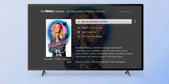 Roku Now Offers Free Episodes of Popular Shows
