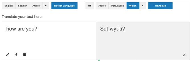 Translate.com безкоштовний перекладач онлайн