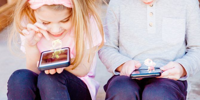 The 8 Best Augmented Reality Games for Kids