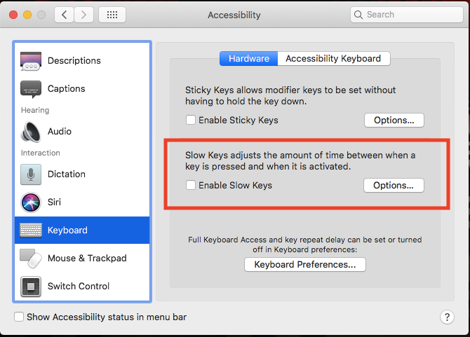 Mac Keyboard Not Working? Here's How to Fix It | MakeUseOf