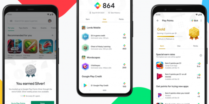 Google Launches a Rewards Program for Android Users