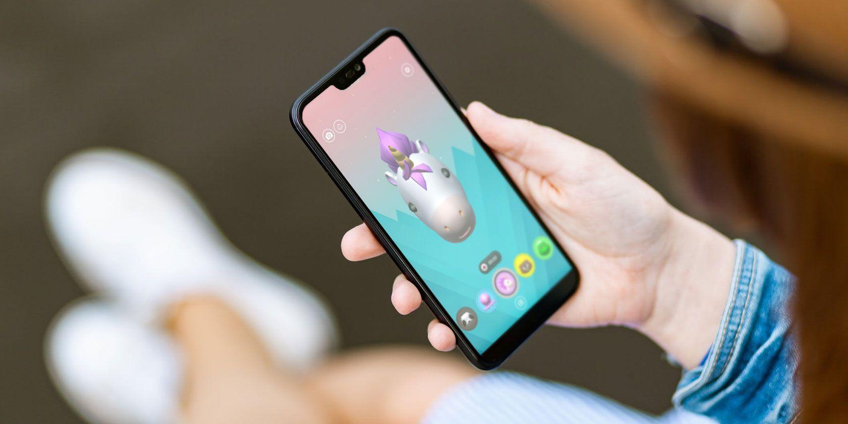 memoji-Android