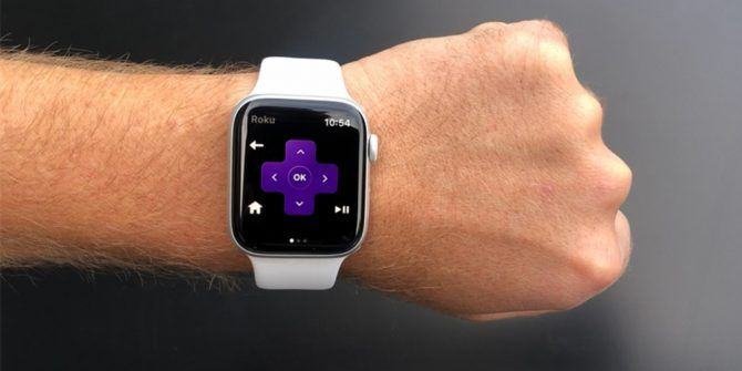 You Can Now Control Roku With Your Apple Watch