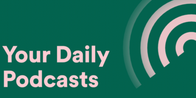 Spotify Launches Your Daily Podcasts Playlist