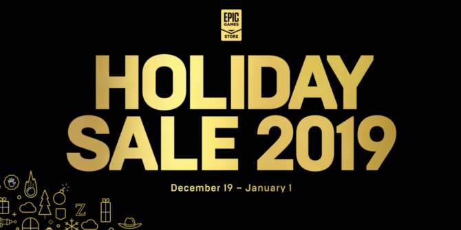 Epic Is Giving Away Free Games for Christmas