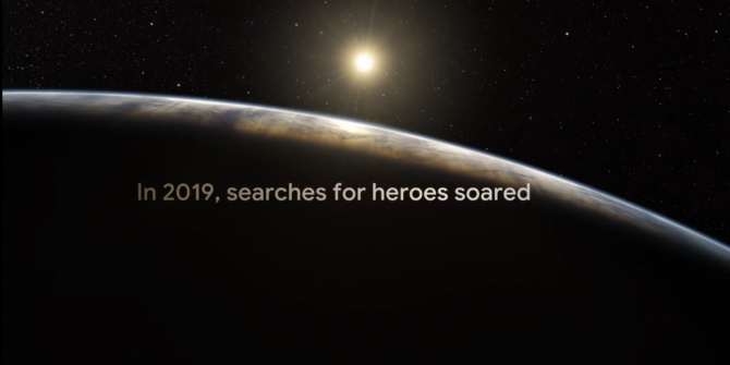 Google's Year in Search: What You Googled in 2019