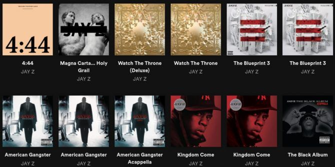 You Can Listen to Jay-Z on Spotify Again