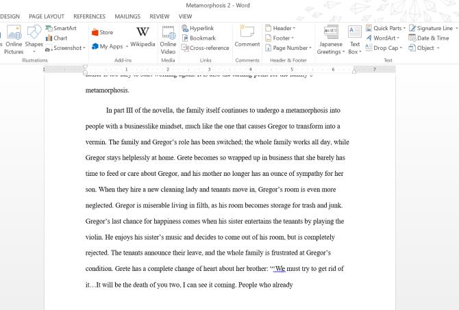 Microsoft Word Insert Image Paragraph