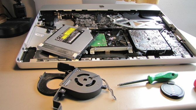 An engineer may be required to fix your noisy laptop fan