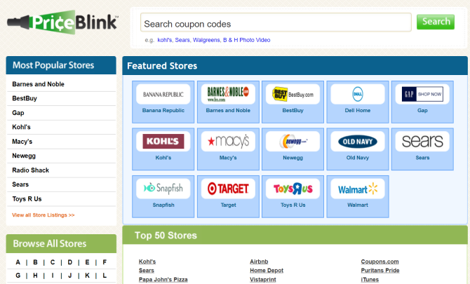 Top 14 Sites For Online Coupons Promotional Codes