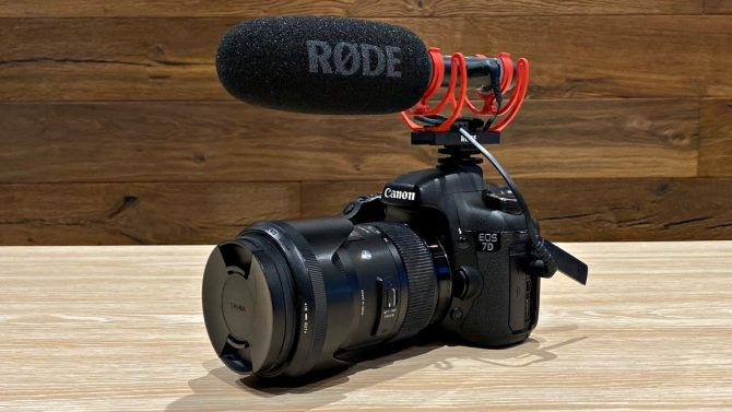rode videomic ntg review nicholas teh overview