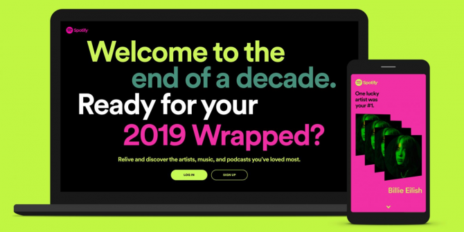 Spotify Wrapped 2019 Reveals Your Music Tastes