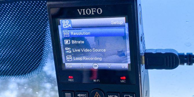 Viofo A129 Pro Duo Dashcam Review: Affordable 4K, But Not Much More