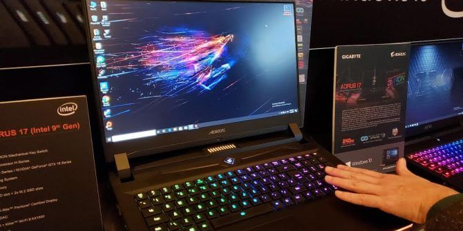 Gigabyte Aorus 17: A High-Powered Laptop for Gamers and Creators