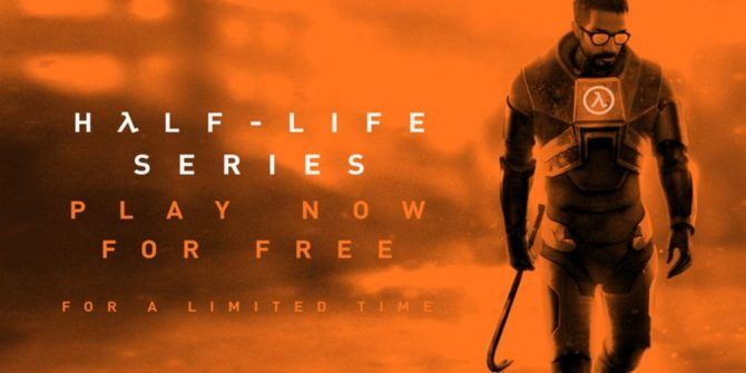 The Half-Life Games Are Now Free on Steam