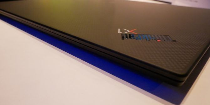 ThinkPad Fans Rejoice: Lenovo Debuts Two New Laptops at CES 2020