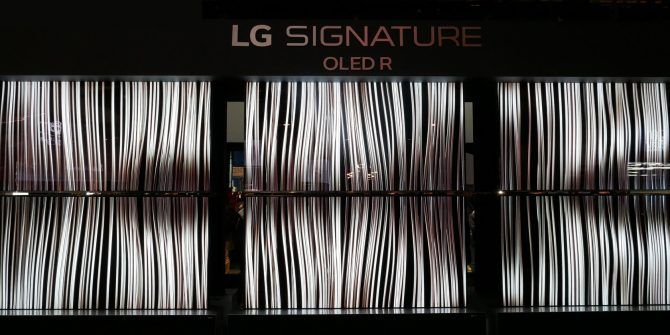 CES 2020: LG's Rolling TV Is Great, But Will it Ever Be Available?