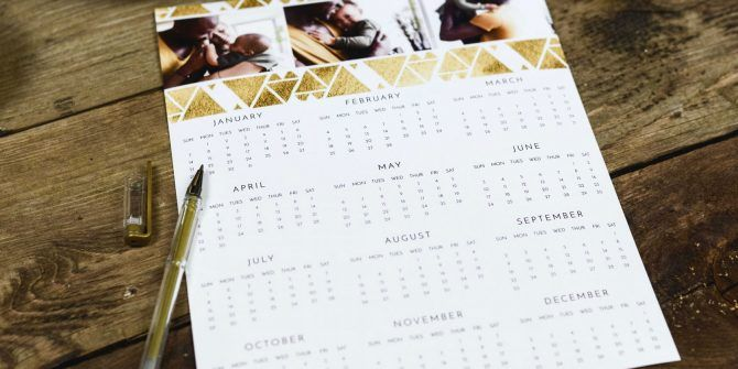 How to Make Your Own Calendar Using Canva