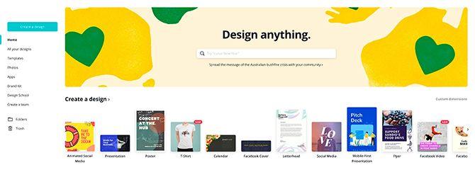 Canva Tasarım Yazılımı Ücretsiz