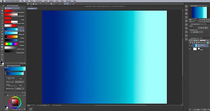 Clip Studio Boya Tasarım Yazılımı