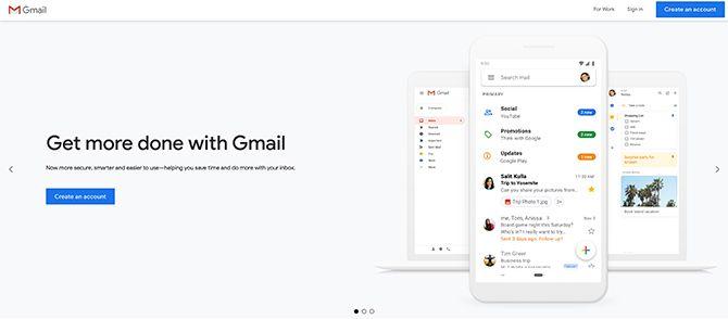 İşletmeler için Gmail