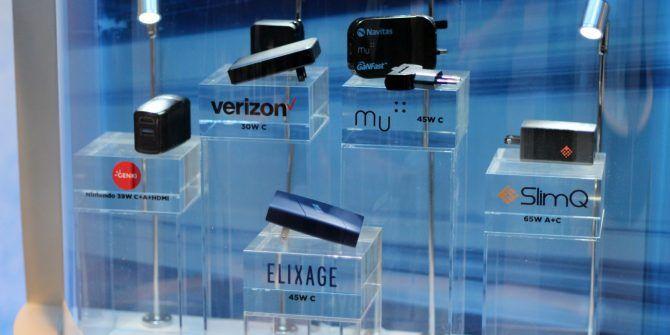 GaN Power Supplies Revolutionize USB-C Chargers in 2020