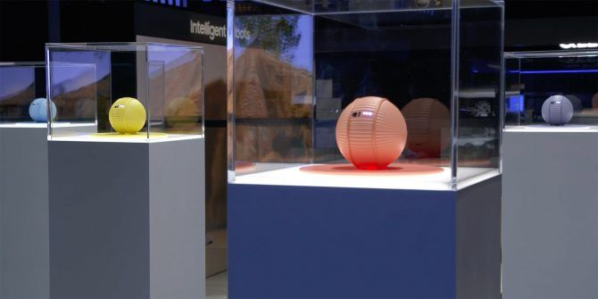 Samsung Ballie: The Adorable And Helpful Robotic Ball