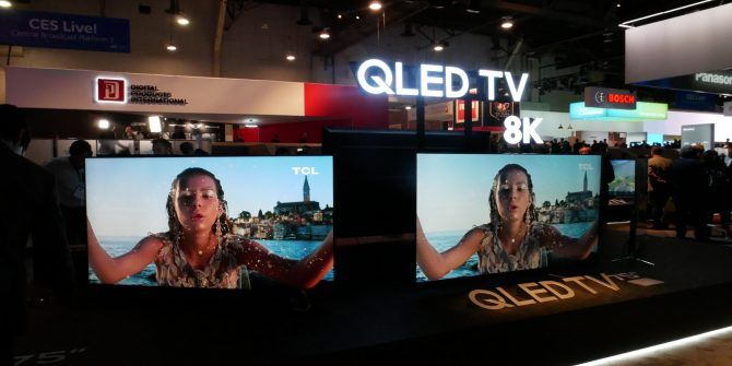 TCL at CES: Why Is QLED Technology a Threat to LG Dominance?