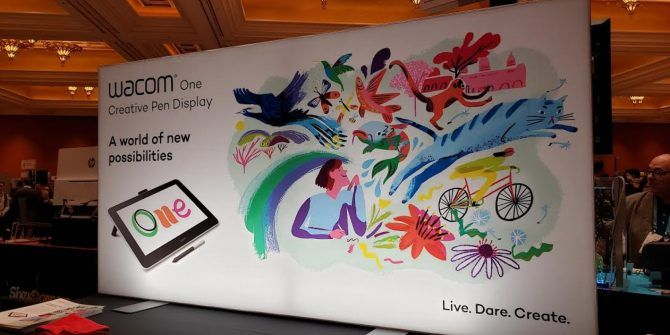 The Wacom One Tablet Is an Affordable Option for Designers and Artists