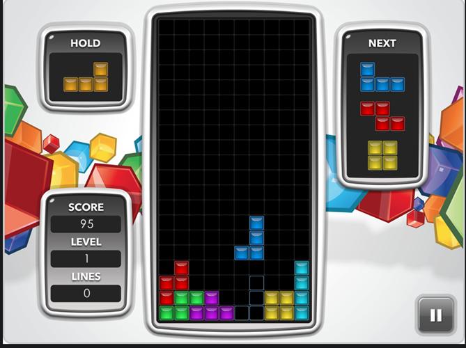 Официальный сайт Tetris.com