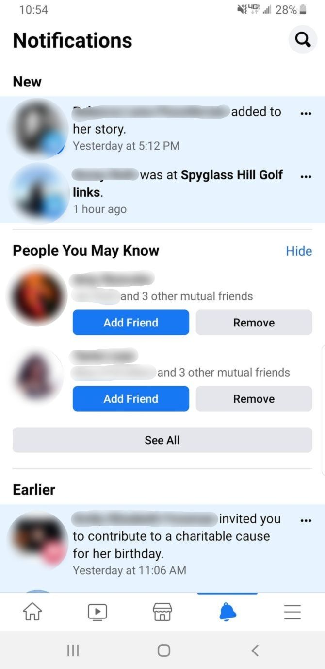 facebook cont nou