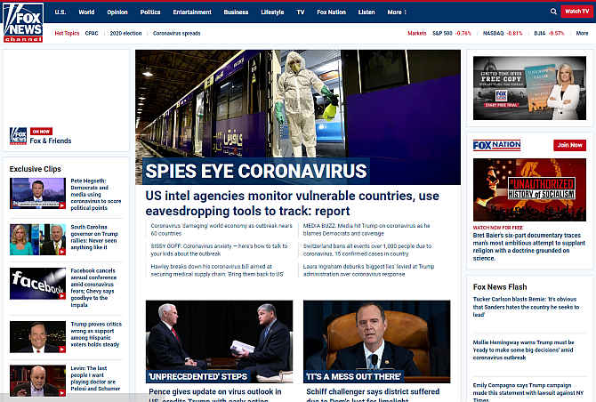 Top 4 Unbiased World News Sources Free From Censorship fox news media bias