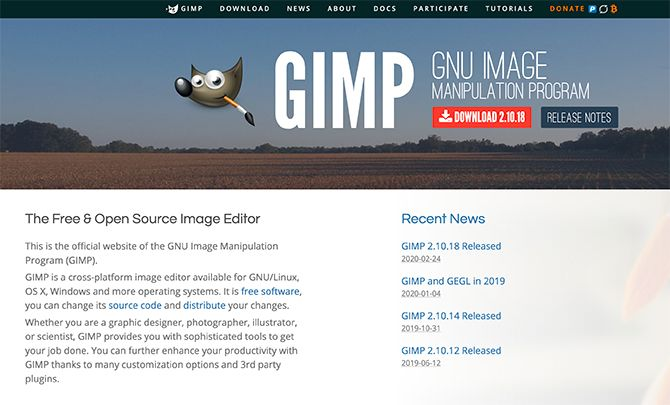 GIMP vs Photoshop Is GIMP Free