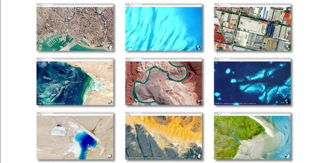 Google Adds 1,000 Wallpapers to Earth View