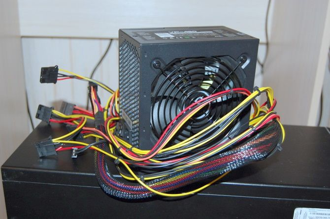 A PC power supply unit (PSU)