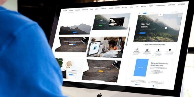 Blueprints Helps You Build Websites Faster With Over 500 Ready-Made Blocks