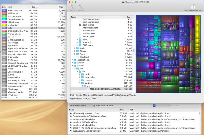 многогранный интерфейс инвентаризации дисков