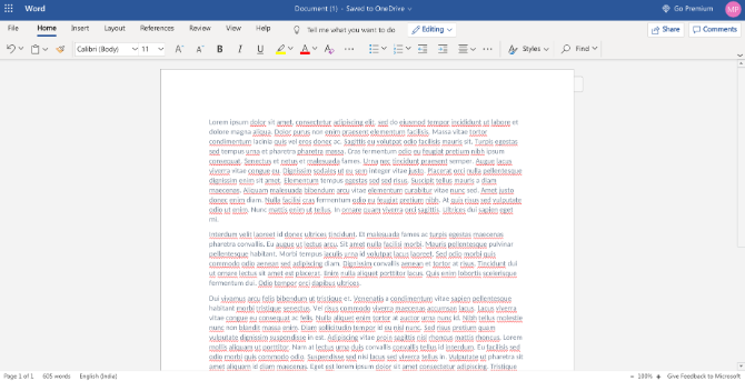 At Office Online, you can use Microsoft Word for free in a browser