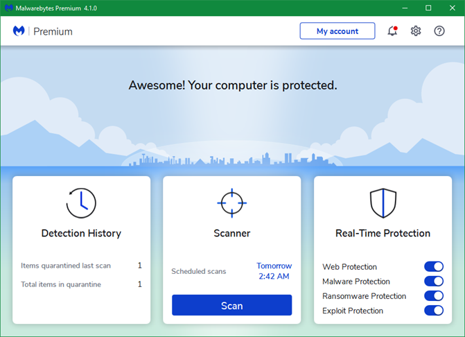 Malwarebytes Windows