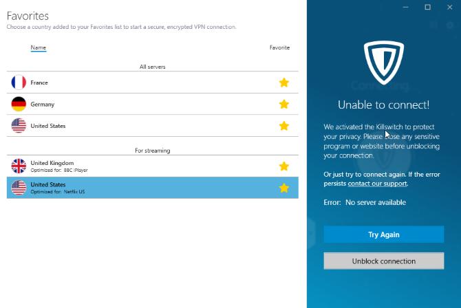 Обзор ZenMate VPN: размышление о вашей конфиденциальности Обзор ZenMate Netflix