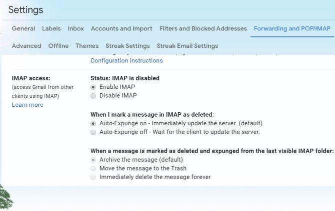 Резервное копирование сообщений Android Gmail