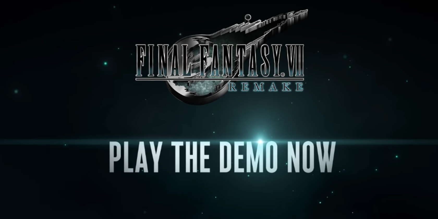 You Can Now Play the Final Fantasy VII Remake Demo