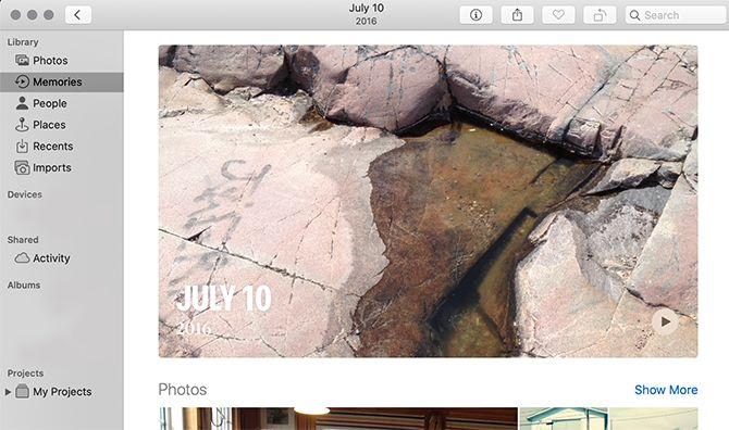 Организация фотографий на iPhone на компьютере