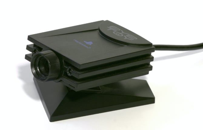 EyeToy для PlayStation 2