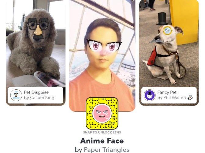 Unlock Snapchat Lenses Snapchat Community