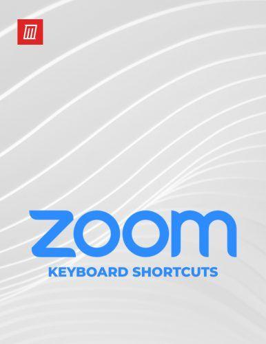The Zoom Keyboard Shortcuts Cheat Sheet for Desktop
