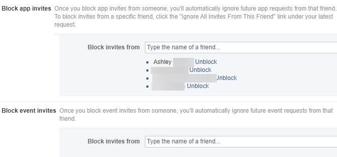 Facebook Block App приглашает