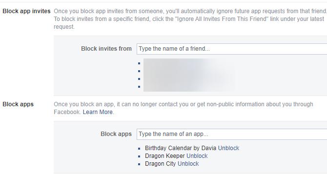 Facebook Block Games